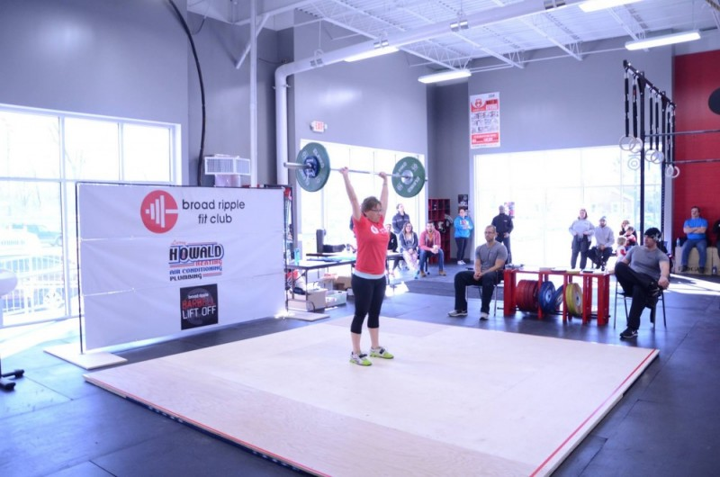 Broad Ripple Barbell Lift Off Meet Results