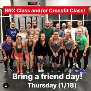 Free Class Thursday! (1/18)