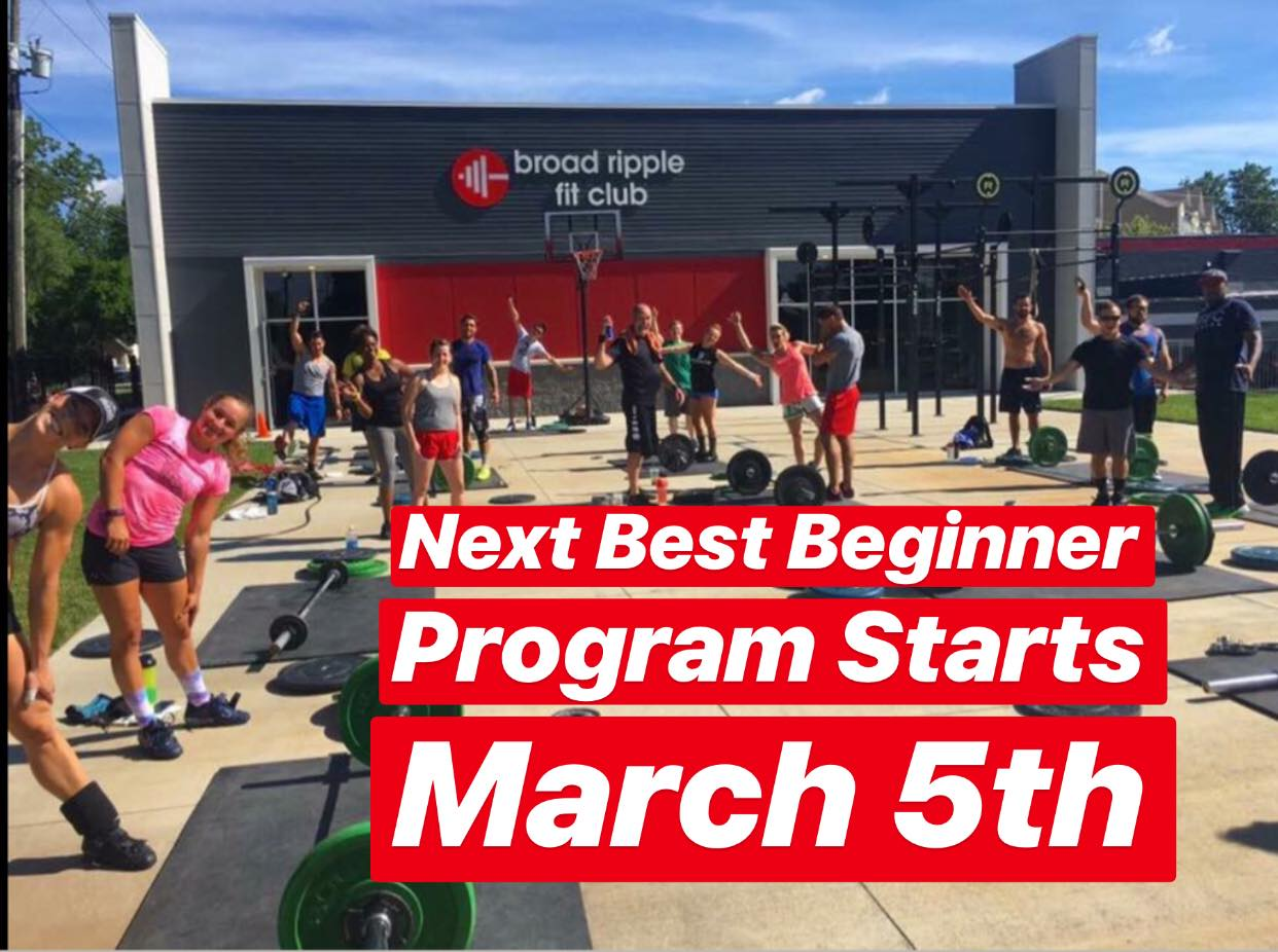 Join our Best Beginner Program starting March 5th!