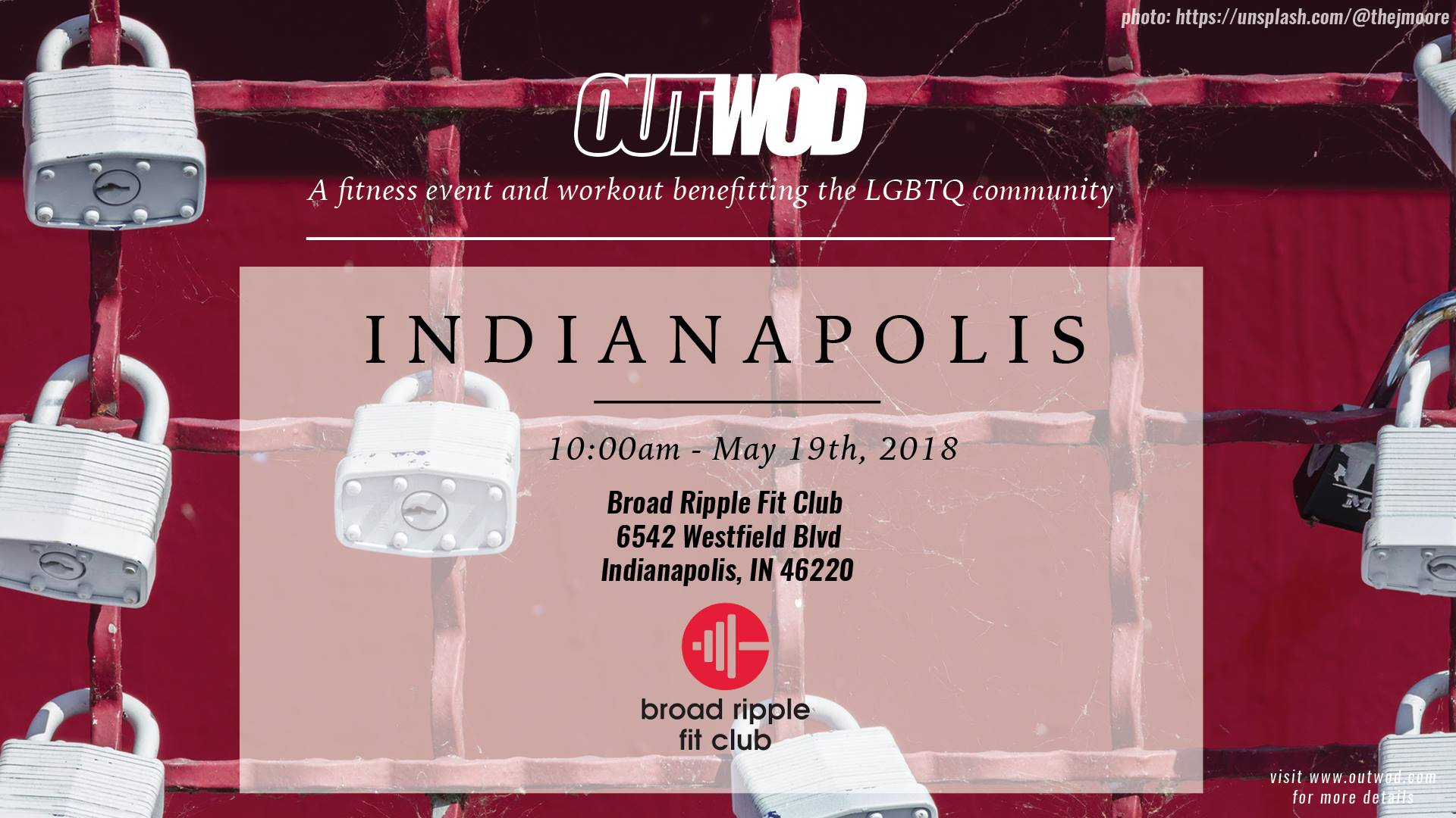 Saturday, May 19th: OUTWOD Event