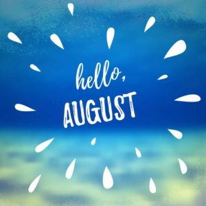 August Newsletter 2018! CHECK IT OUT!