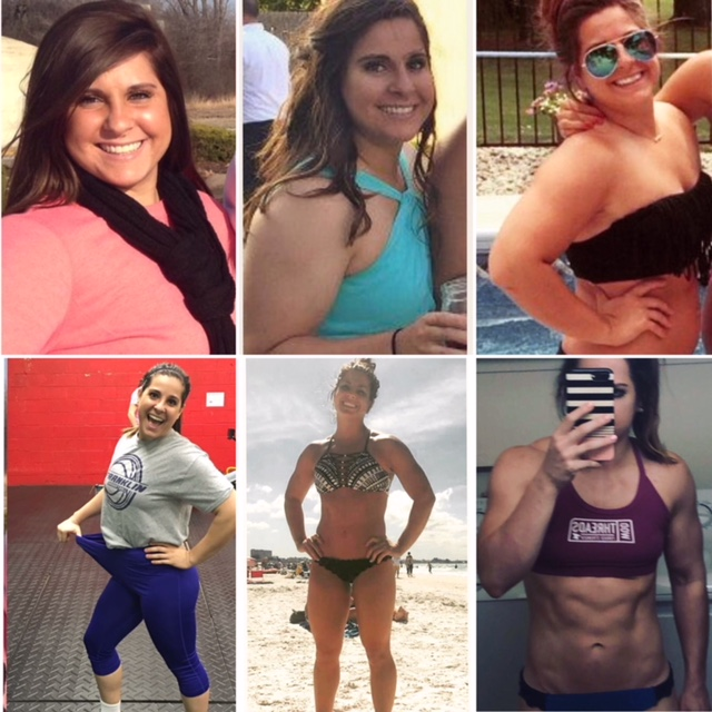 Jessica lost 50 lbs with us!