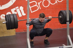 The 4 Point Perfect Squat