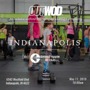 OUTWOD – Saturday, May 11th!